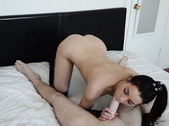 Canadian sexpot Shana Lane loves hardcore anal sex