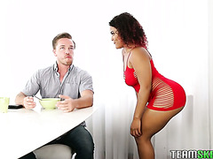 Dani Dolce teaches all girls to control their men with booty magic