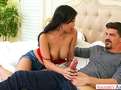Jade Kush is fucked on hardcore mode in her juicy Chinese cunt