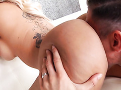 Spanish PAWG Ash Lee twerks her whootie and gets ANAlized