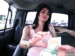 Beautiful Jessi turns out to be a whore who fucks for cash